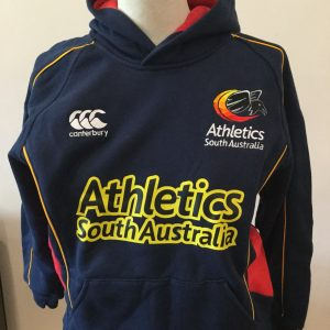 Athletics Navy Hoodies