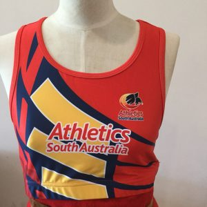 Athletics Crop Top