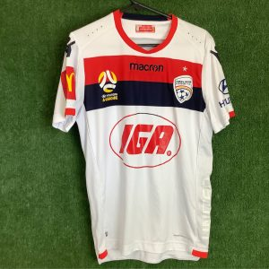 Adelaide United Guernsey
