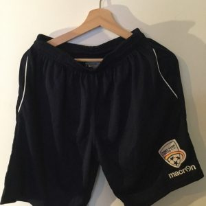 Adelaide United Navy Shorts
