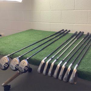 Golf club set – Precept