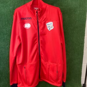 Adelaide United zipper jacket