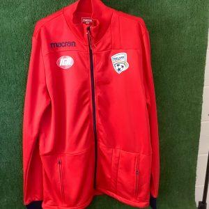 Adelaide United zipper jacket