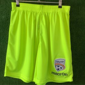 Adelaide United training shorts