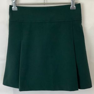 Skorts – green sports skirt with shorts