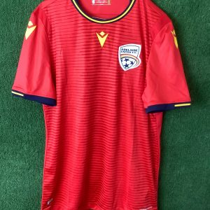 Adelaide United match Day home shirt